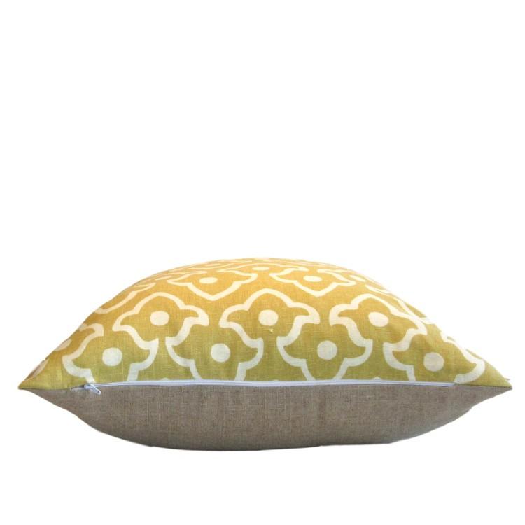 Lee Jofa Pillow Cover Fez Citrine