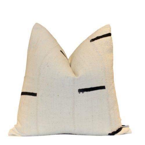 African Mudcloth Pillow