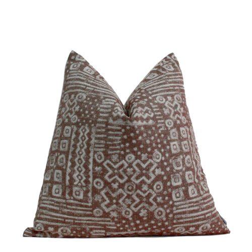 African pillow