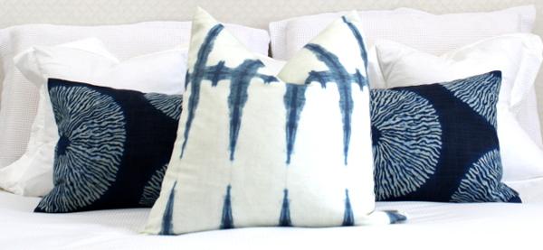long lumbar pillow