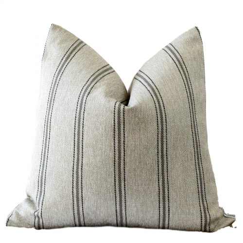 french farm house pillow cover